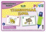 Zobrazit detail - Procvičovací karty - vyjmenovaná slova PSVZ