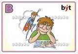 Procvičovací karty - vyjmenovaná slova BLM nakladatelství Kupka
