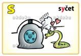 Procvičovací karty - vyjmenovaná slova PSVZ nakladatelství Kupka