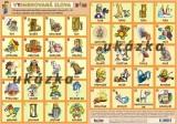 Vyjmenovaná slova BLM - kartičky