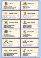 Angličtina karty 1 - nepravidelná slovesa nakladatelství Kupka