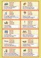 Angličtina karty 2 - nepravidelná slovesa nakladatelství Kupka