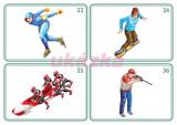 Sada 48 karet - sporty nakladatelství Kupka