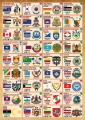 Státní znaky a vlajky nakladatelství Kupka